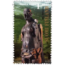Suomenlahti - Keulakuva  postimerkki 1 luokka