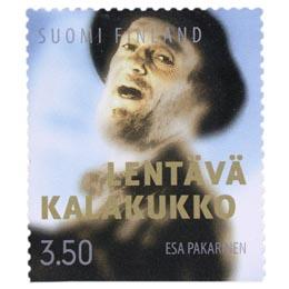 Suomiviihde - Esa Pakarinen  postimerkki 3
