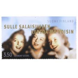 Suomiviihde - Harmony Sisters  postimerkki 3