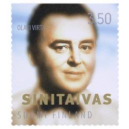 Suomiviihde - Olavi Virta  postimerkki 3