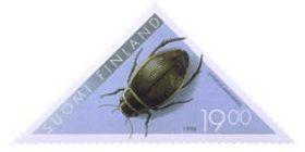 Suursukeltaja  postimerkki 19 markka