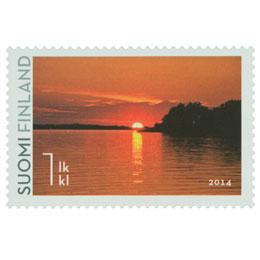 Suvi suloinen  postimerkki 1 luokka