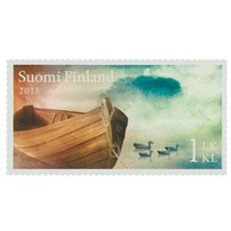 Syksyn merkit - Vene  postimerkki 1 luokka