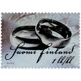 Tahdon  postimerkki 1 luokka