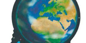 Taivaan merkit - Maa  postimerkki 1 luokka