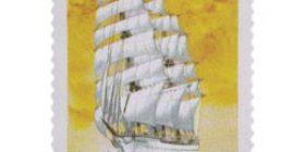 Tall Ships Race  postimerkki 0