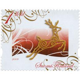 Talven taikaa  postimerkki 1 luokka