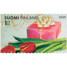 Terveisin! - Lahja  postimerkki 1 luokka