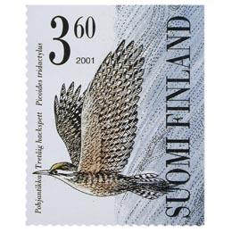 Tikkalintuja - Pohjantikka  postimerkki 3