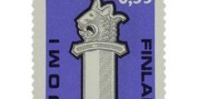 Valtakunnallinen poliisi 150 vuotta  postimerkki 0