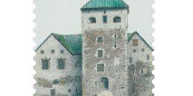 Vanhat linnat - Turun linna  postimerkki 1 luokka