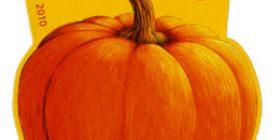 Vekkulit kasvikset - Kurpitsa  postimerkki 1 luokka