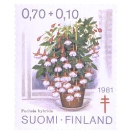 Verenpisara  postimerkki 0