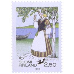 Vetelin puku  postimerkki 2