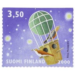 Avaruus - Neptunus  postimerkki 3