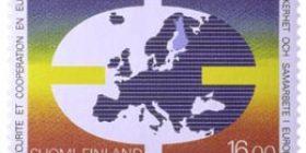 ETYK:n seurantakokous  postimerkki 16