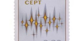 Europa-Cept  postimerkki 0