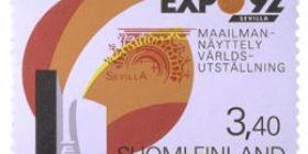 Expo '92 Sevilla  postimerkki 3