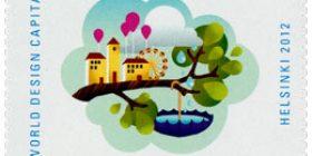 Future City - Onnela  postimerkki 1 luokka