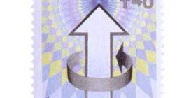 Fysiikka  postimerkki 1