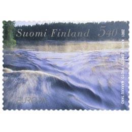 Haapavitjan koski  postimerkki 5