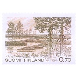 Kauhanevan kansallispuisto  postimerkki 0