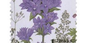 Ketokukkia - Peurankello  postimerkki 1 luokka