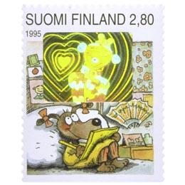 Koirahahmot  postimerkki 2
