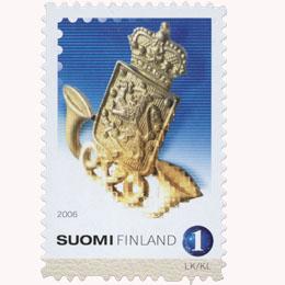 Kokardi  postimerkki 1 luokka