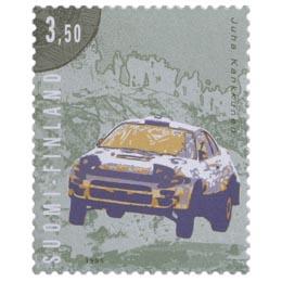 Moottoriurheilu - Juha Kankkunen