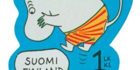 Muumisuosikit - Muumipeikko  postimerkki 1 luokka