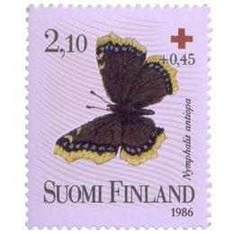 Perhosia - Suruvaippa  postimerkki 2