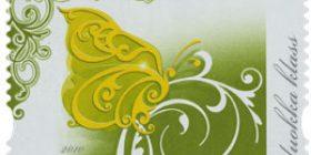 Siipien havinaa  postimerkki 1 luokka