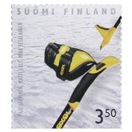 Suomalainen muotoilu - Exel Avanti -sauva  postimerkki 3