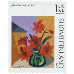 Suomalaista taidetta II - Birger Carlstedt