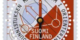 Suunnistuksen MM-kilpailut  postimerkki 3