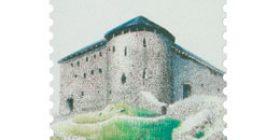 Vanhat linnat - Raasepori  postimerkki 1 luokka
