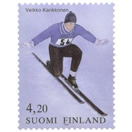 Veikko Kankkonen  postimerkki 4